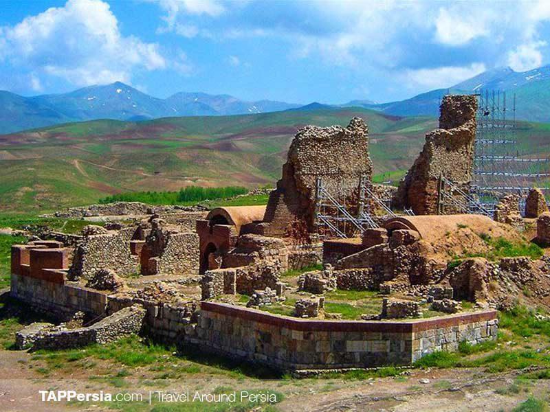 Takht-e Soleyman - TAP Persia