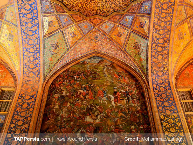 Chehel Sotoun Palace - Isfahan Top Attractions - TAP Persia