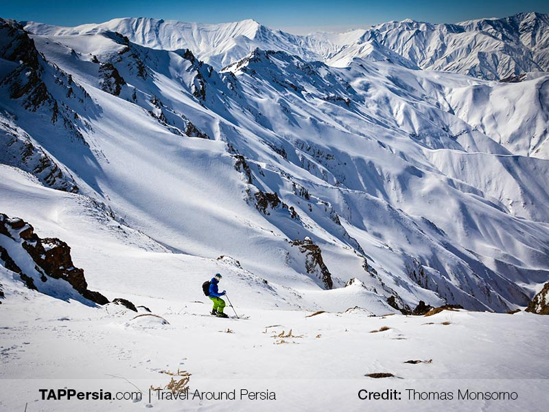 Dizin Ski Resort - Tehran Tours - TAP Persia