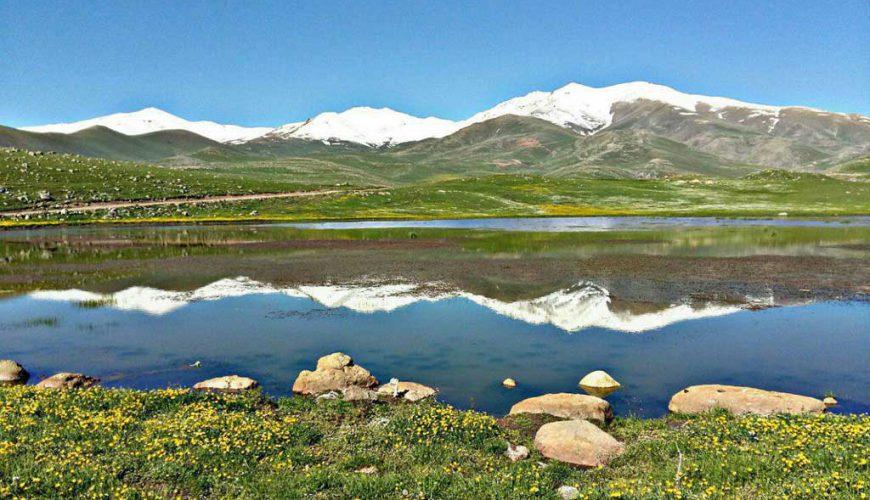Sabalan Mountain Climbing - TAPPersia - Ardebil Tours