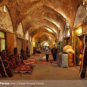 Tabriz Bazaar – UNESCO Sites – Explore Tabriz – TAP Persia