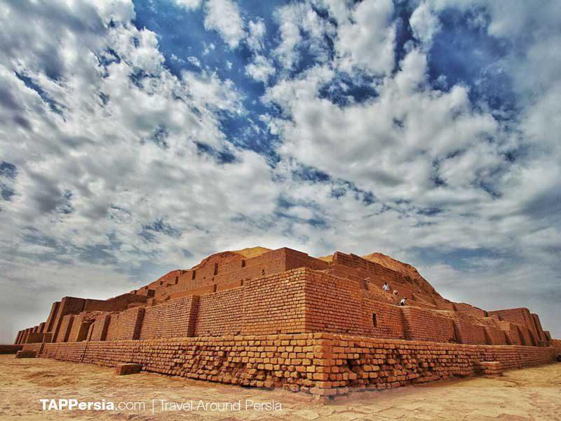 tchogha zanbil - UNESCO Sites- TAPPersia