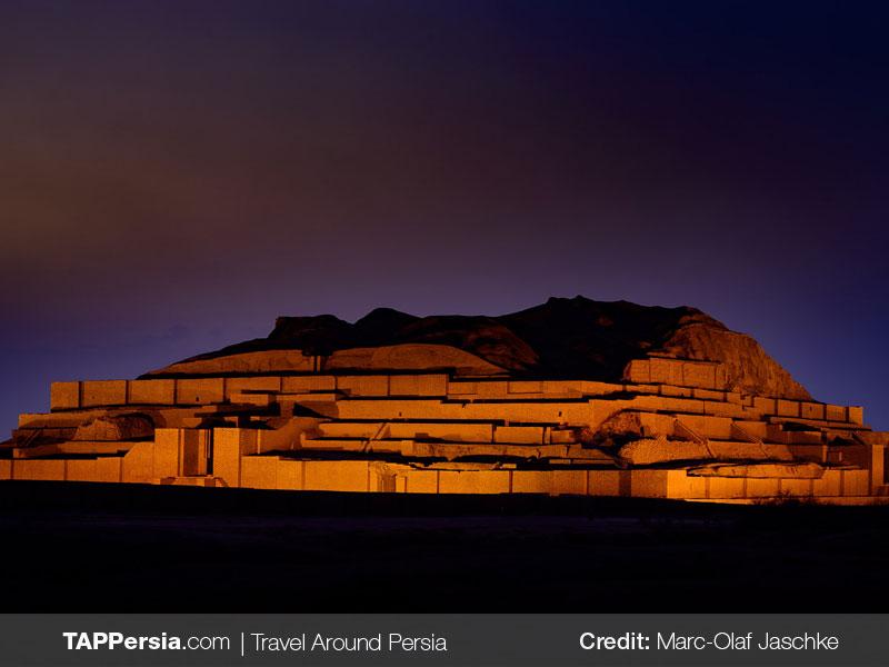 tchogha zanbil - UNESCO Sites - TAP Persia
