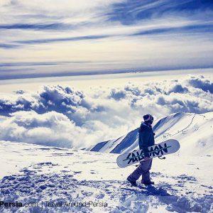 Tochal Mountain Climbing – Tehran Tours – TAP Persia
