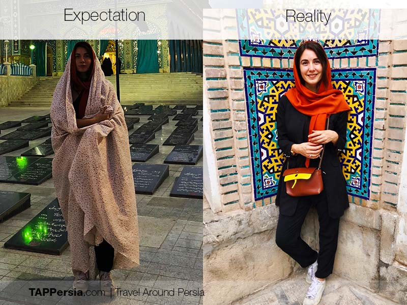 Iran Travel Experience - Travelers Experience - TAP Persia