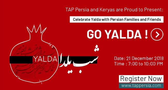 Yalda 2018 - Celebration -TAP Persia