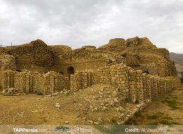 The Ancient City of Firuzabad - Shiraz Tours - TAP Persia