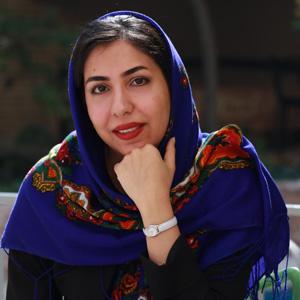 Mozhgan Faramarzi - TAP Persia member