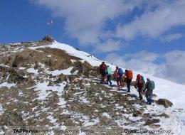 Professional Rock climbing, Darabad - Tehran Tours - TAP Persia