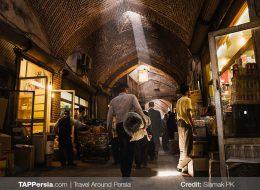 Tabriz Daily Tour, Grand Bazaar - Tabriz Tours - TAP Persia