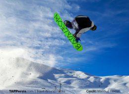Tochal Ski Resort - Tehran Tours - TAP Persia