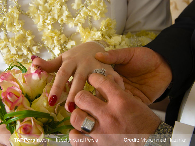Wedding Traditions in Iran