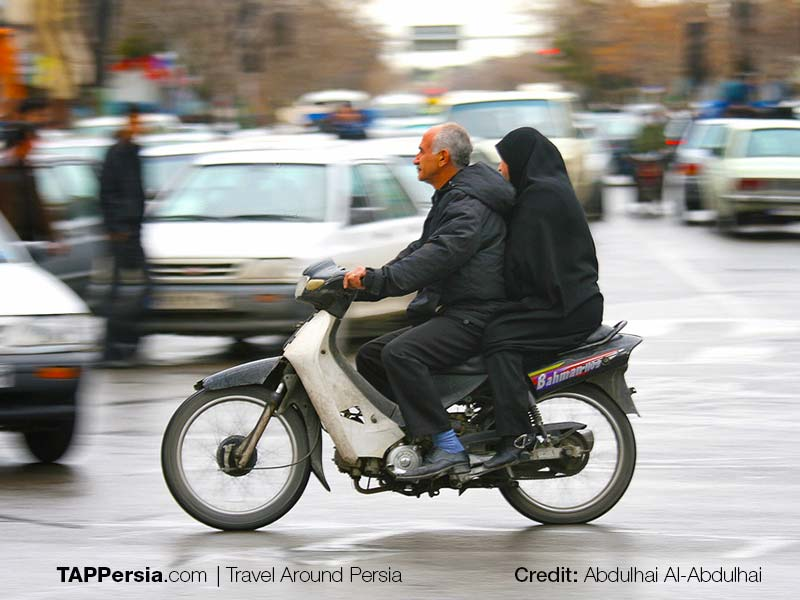 Driving in Iran - Iran Safety