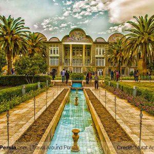 Eram Garden – Shiraz Top Attractions – Online Booking