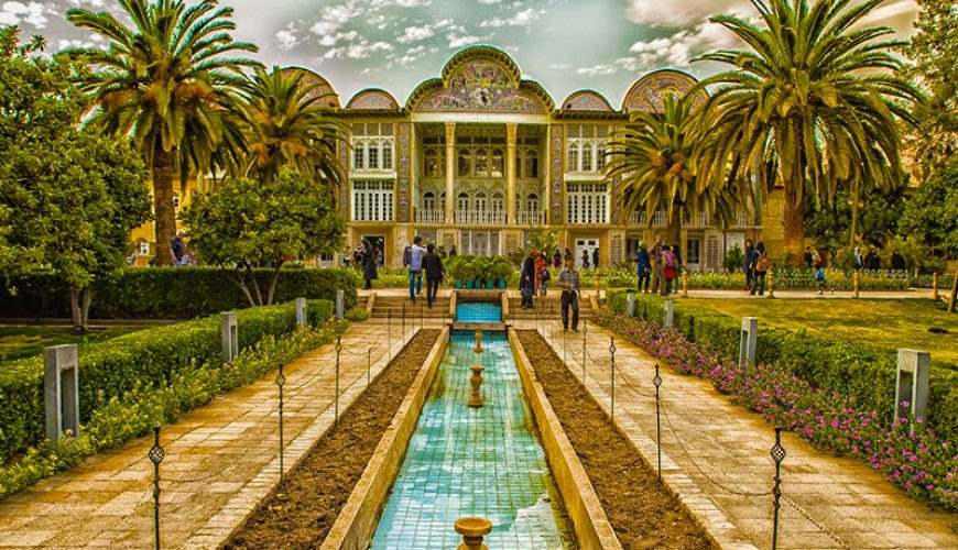 Eram Garden - Shiraz Top Attractions - Online Booking