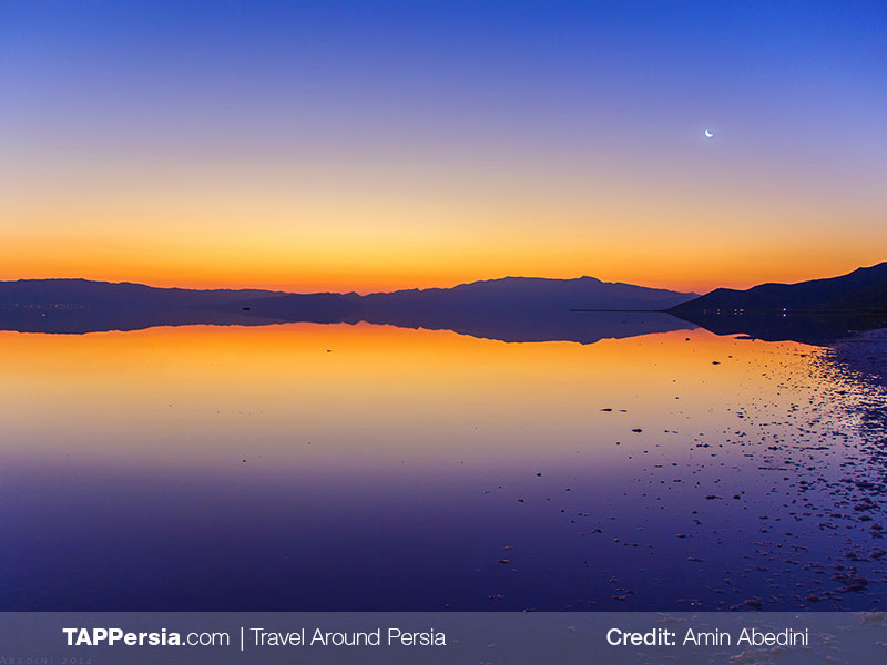 Maharlou Lake - Shiraz Top Attractions - TAP Persia