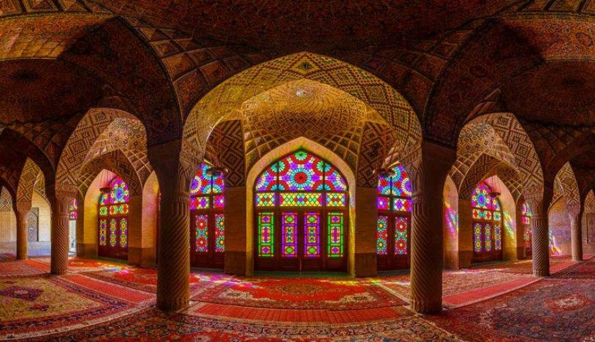 Nasirolmolk Mosque - Shiraz Top Attractions - Blog - TAP Persia