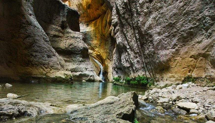 Adventure on the Reghez Canyon - Shiraz Tours - Tap Persia