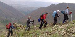 Mountain Climbing in Rizan - Tehran Tours - TAP Persia