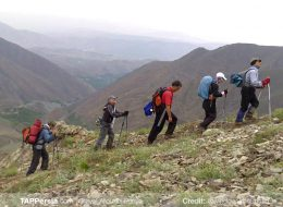 Mountain Climbing in Rizan - Tehran Tours - TAP Persia