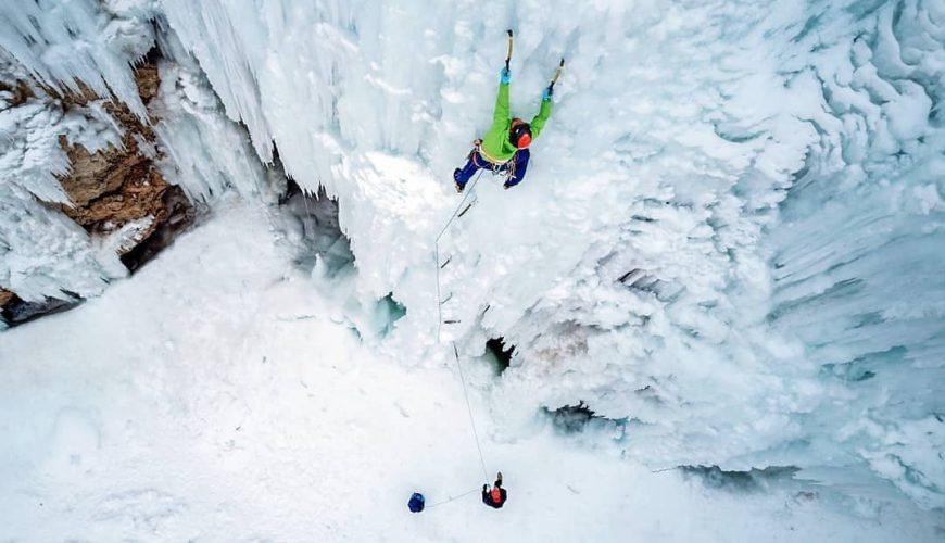 Meygun Ice Climbing School - Tehran tours - TAP Persia