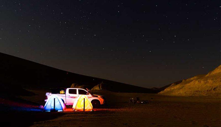 Astronomy Tour in Lut Desert - Kerman Tours - TAP Persia