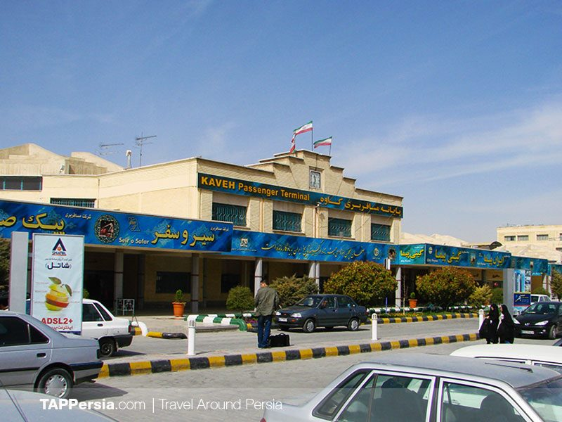 Iran Bus Ticket Booking - Iran Travel Tips - TAP Persia