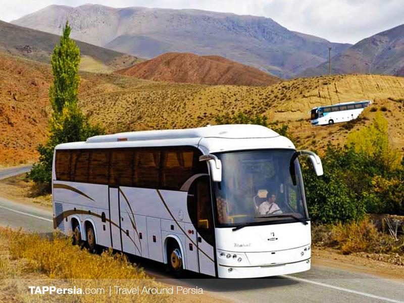 Iran Bus Ticket Booking - Iran Travel Tips - TAP Persia
