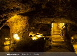 The Underground City of Kurd-e Olya - Isfahan Tours - TAP Persia