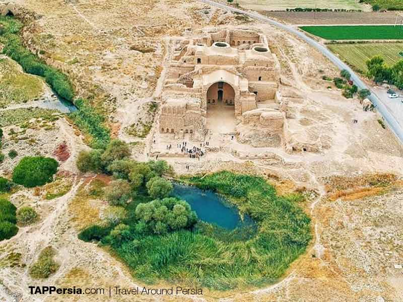 Firuzabad - Shiraz Top Attractions - TAP Persia