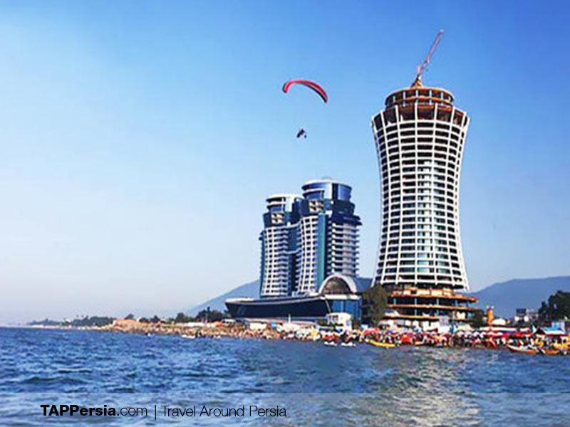 Caspian Sea - Iran - Motel Qoo