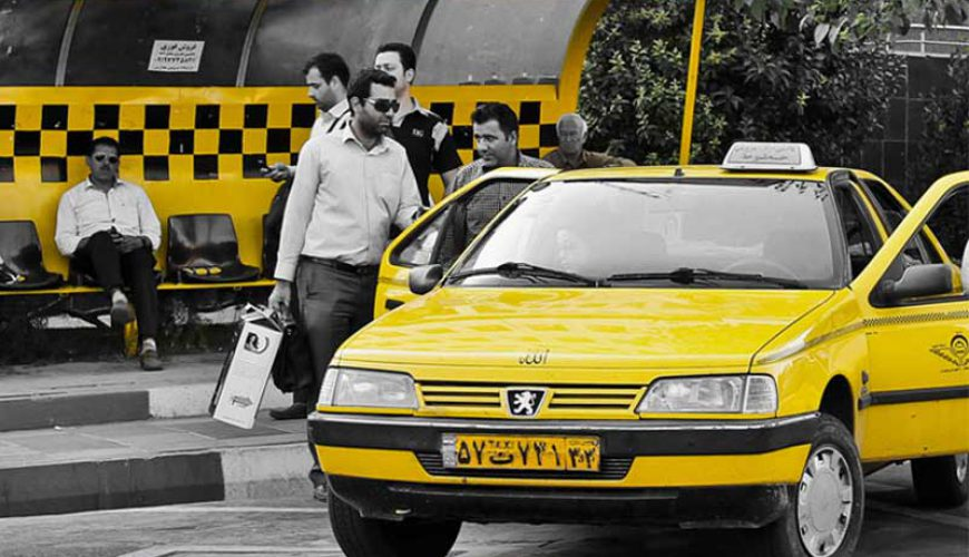 Taxi Iran - Iran Travel Tips - TAP Persia