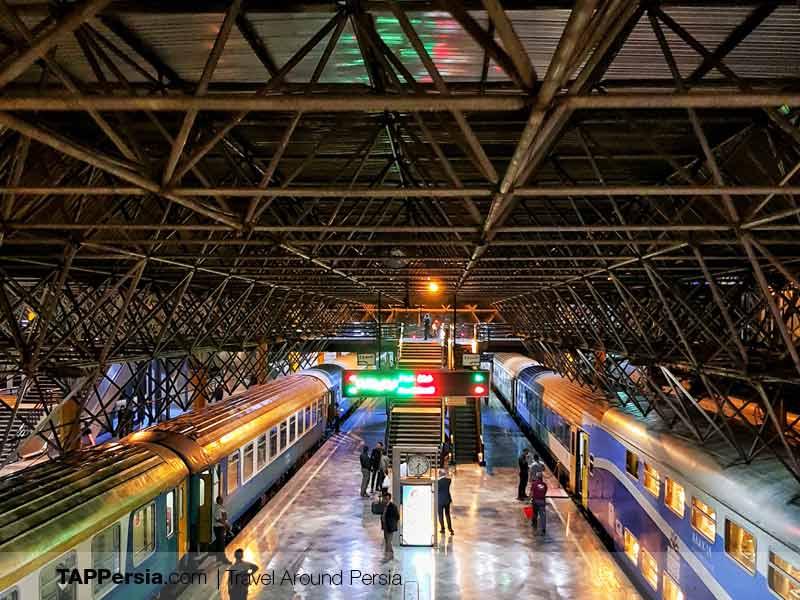 Train Tehran to Shiraz   Iran Travel Tips   TAP Persia