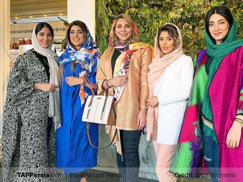 Iran's cosmetics and fashion | Iran Travel Tips | TAP Persia
