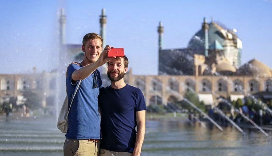 How can Americans/British travel to Iran?