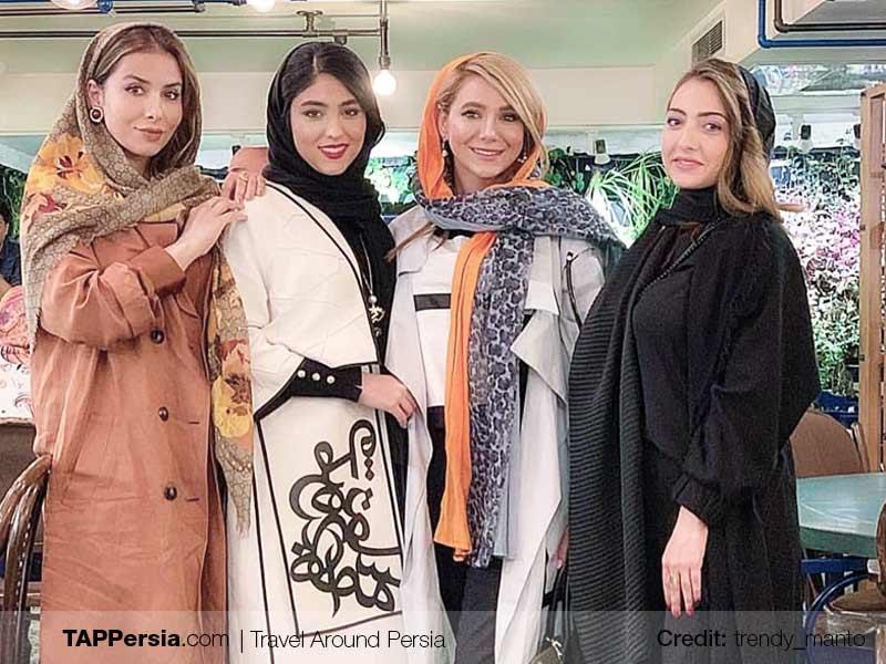 Iran's cosmetics and fashion - Iran Travel Tips - TAP Persia