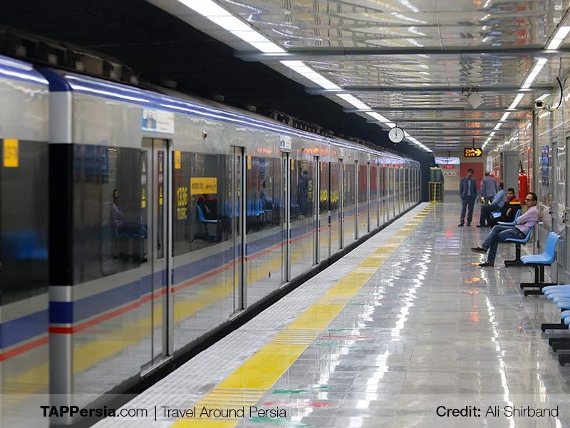 Tehran metro stations