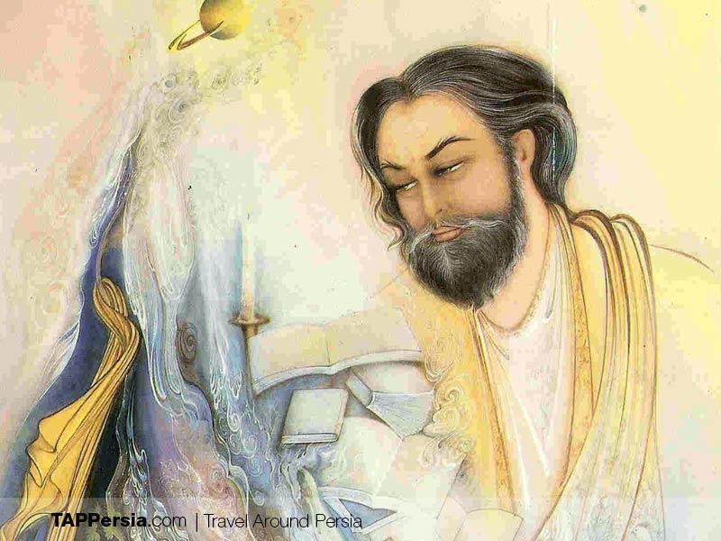 Khayyam's rubaiyat
