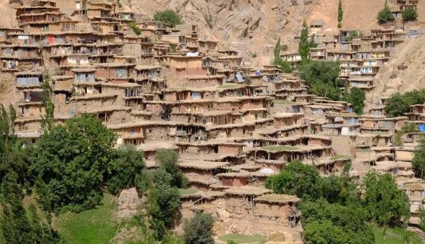 Stunning Nomadic Villages - Isfahan Tours
