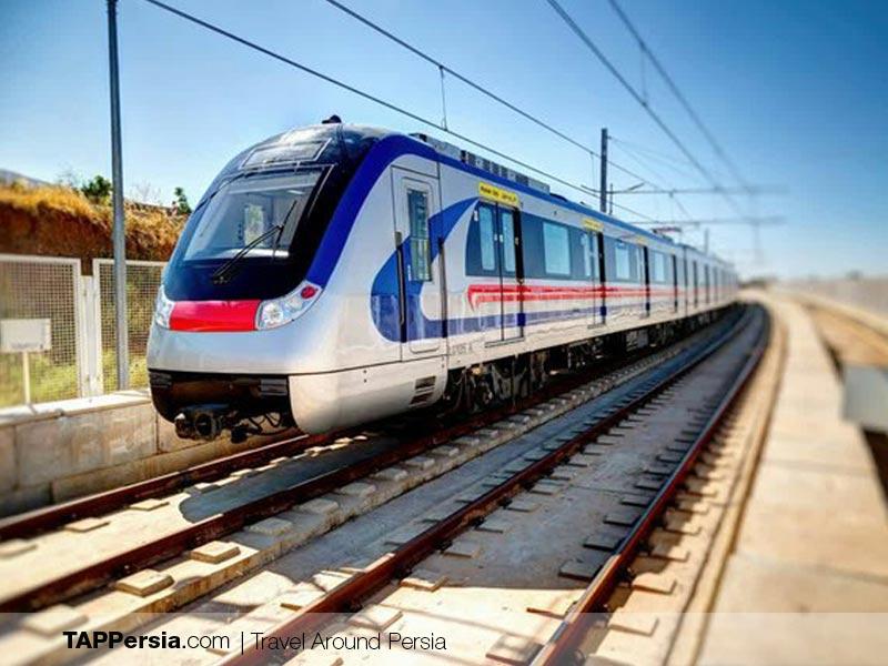 Shiraz metro