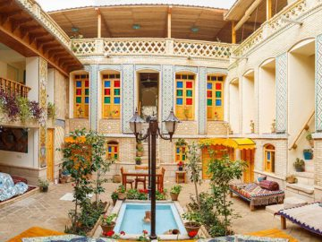 Booking hotel in Iran - Iran Hotel