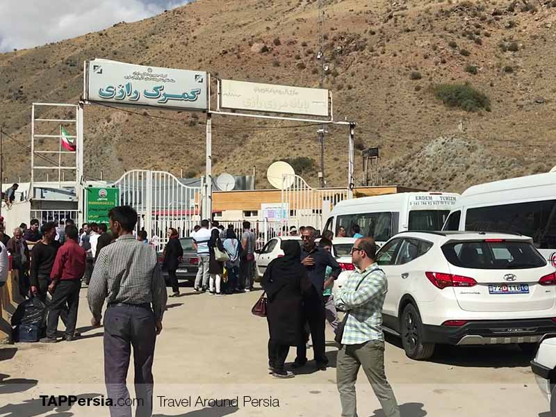 Drive Through Iran