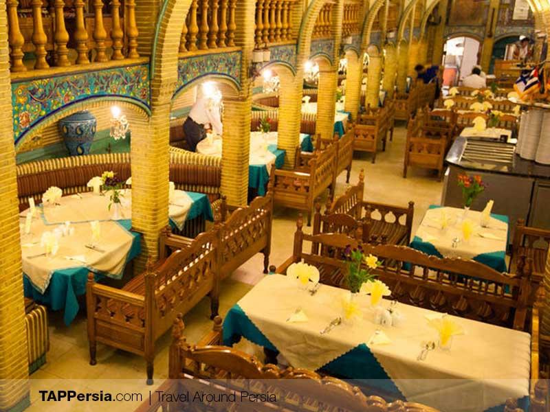 Ali-Qapu - Best Tehran Restaurants