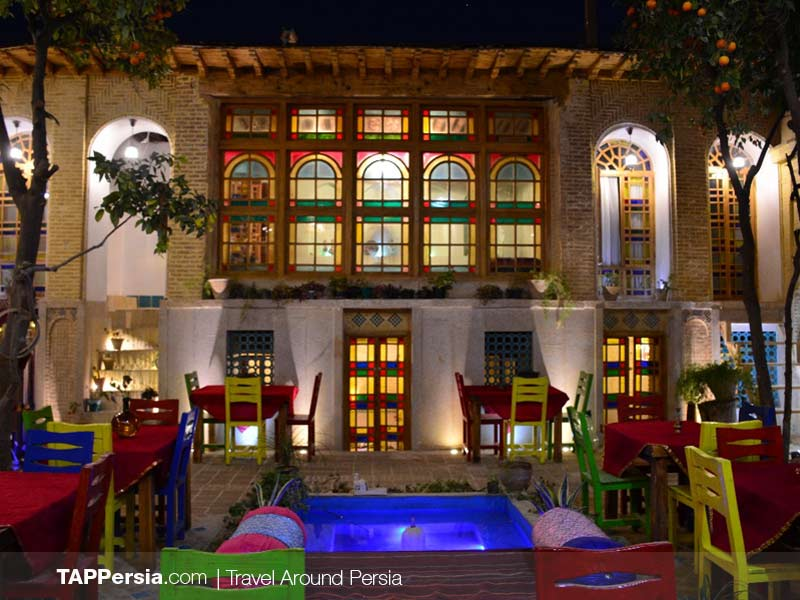Emarat Haft Rang - Best Boutique Hotels