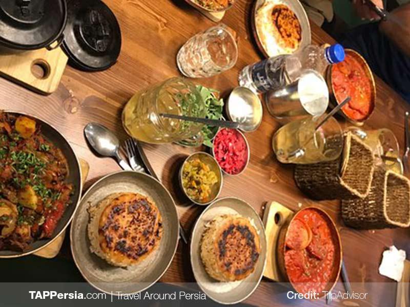 Gasht - Best Tehran Restaurants
