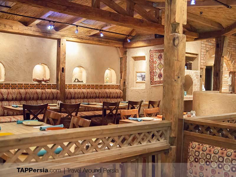 Gilaneh - Best Tehran Restaurants
