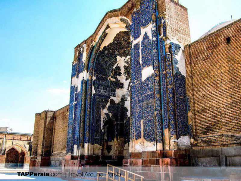 Goy Mosque-Tabriz Metro