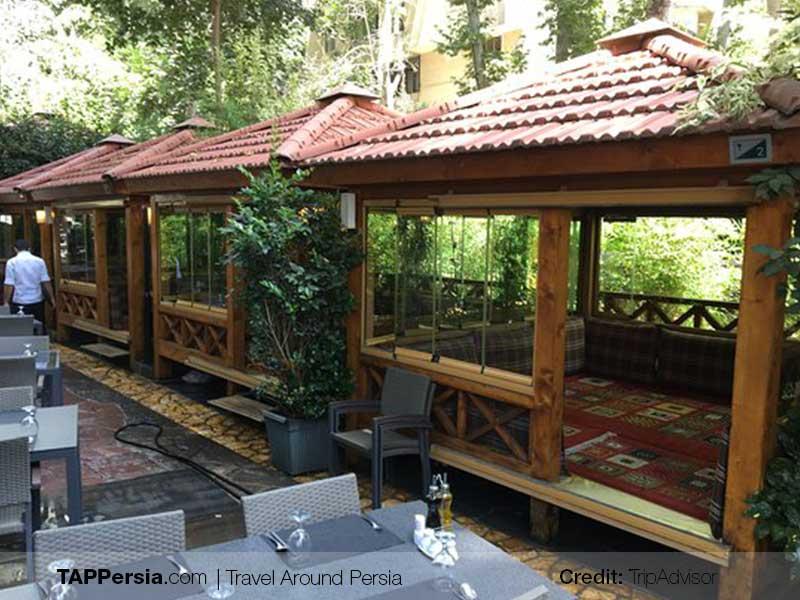 SPU- Best Tehran Restaurants