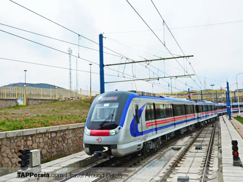 Tabriz metro