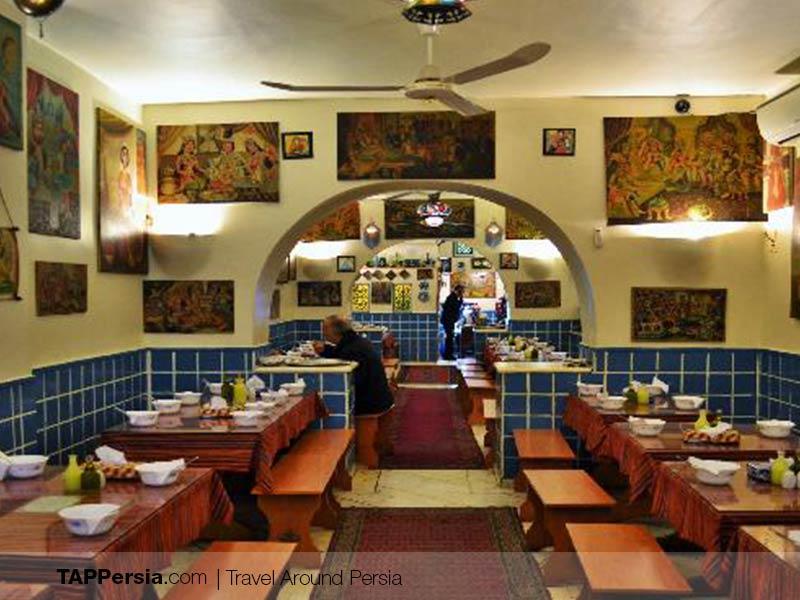 Dizi Sara - Tehran Best Restaurants